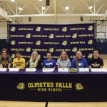 Bulldogs Sign Commitment Letters at May Ceremony