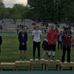 Juergens Qualifies for OHSAA Division I State High Jump Event