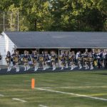 Cheerleading, Football, Marching Band, and Students Sept 6 2019