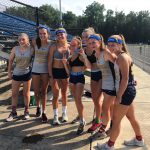 Girls Varsity Cross Country hosts a Hoka One One Postal Nationals event