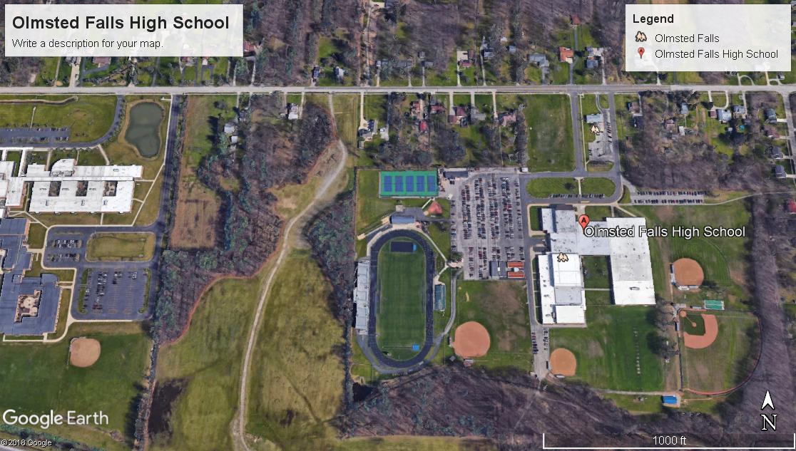 Home Varsity Football Parking and Gate Information