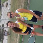 Girls Varsity Tennis Defeats Parma 5-0