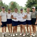 Girls Varsity Golf finishes 2nd at Sectionals, advances as a team to District