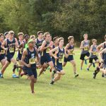 Southwestern Conference HS and MS Cross Country Championships Saturday October 12