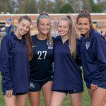 Girls Soccer 2019 Senior Night