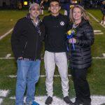Fall Senior Athlete Parent Night on 10 25 19