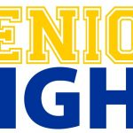 Record Breaking Senior Night for Swim Teams