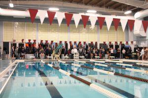 Swim and Dive Senior Night 1 3 20