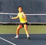 Girls Varsity Tennis beats North Ridgeville 5-0
