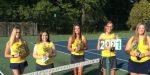 Girls Tennis Defeats Parma on Senior Night 5-0