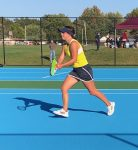 Girls Varsity Tennis Advances to Quarterfinals at  Sectional Tournament