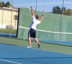 Boys Varsity Tennis beats Lake Ridge Academy 5 – 0
