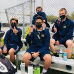 Boys Tennis sweeps Midview 5-0