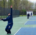 Boys Varsity Tennis beats North Olmsted 5 – 0
