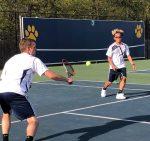 Boys Varsity Tennis beats North Ridgeville 5 – 0