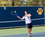 Boys Varsity Tennis beats Normandy 3 – 2