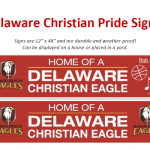 Show Your Eagle Pride – Order a Sign Today!