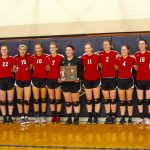 Historic Volleyball Season Ends