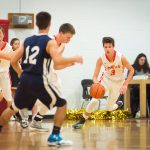 Delaware Christian School Boys Varsity Basketball beat Shekinah Christian School 67-66