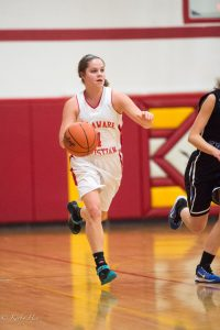 Varsity Girls Basketball vs. Grove City Christian – 12.12.16