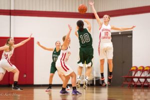JV/Var Girls Basketball vs. Tree of Life – 1.12.17
