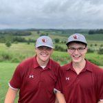 Boys Varsity Golf beats Shekinah Christian School 178 – 237
