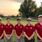 Boys Varsity Golf beats Centerburg 172 – 178