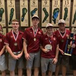 Boys Varsity Golf are MOCAL Conference Champions
