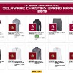 DCS Athletic Shop Now Open