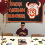 9 Hoover High School Athletes Signed National Letters' of Intent