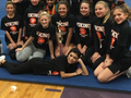 Congratulations NCMS Cheerleaders