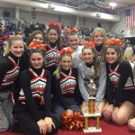 Congratulations Cheerleaders