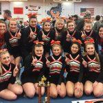 Congratulations Hoover Cheerleaders