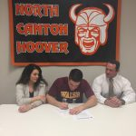 Dillon Smith Signs To Walsh Today