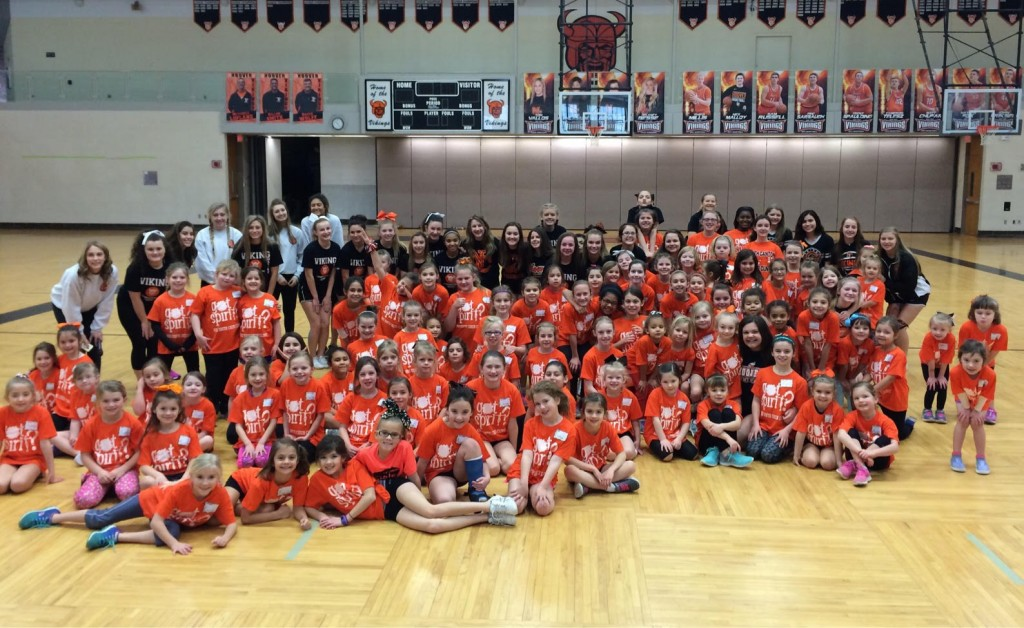 Winter 2020 Youth Cheer Clinic