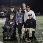 Hall of Fame Induction Game and Special Recognition of Jerry Wolfe