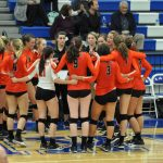 Volleyball District Semis Gallery