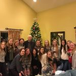Softball Team Adopts Family for Christmas