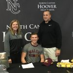Hoover's Hayden Walbeck Sign's To Walsh University