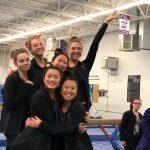 Hoover Varsity Gymnastics Takes Title at Polar Bear Invitational.