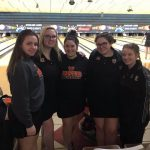 Congratulations to our Girls Varsity Bowling Team as they Head to State on March 8th in Columbus, Ohio.