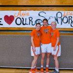 Girls Basketball Senior Night 2019