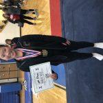 Maddie Berrey Reigns as State Champion