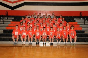 Boys Lacrosse Hoover 2019