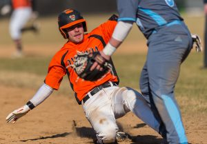 Hoover Baseball vs Willoughby South