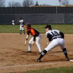 Varsity Baseball vs Perry