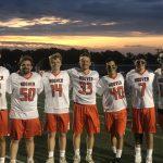 Boys Varsity Lacrosse beats Mentor 17 – 5, advances to OHSAA Region 2 semifinals.