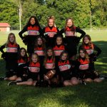 MS and HS Cheerleading Tryout Application and Information