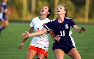 Hoover Girls Soccer vs Jackson Gallery