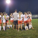 Hoover Girls Soccer will take on McKinley in the OHSAA Sectionals Monday, Oct. 14th at Hoover
